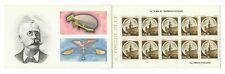s33483 ITALIA 1980 Libretto GIFRA Borsa Filatelica Forlanini (L.10+L120  x 10)