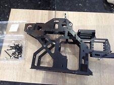 Compass Knight 50 Main Side Frames Chassis Servo Tray Etc
