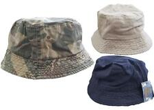 Mens Undercover Outdoors Fishermans Lightweight Cotton Bucket Hat
