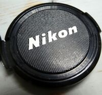 Nikon 52mm Front Lens Cap OEM Genuine for 50mm f1.8 Nikkor