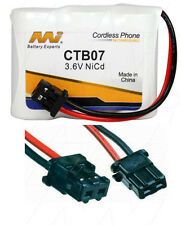 CTB07 Panasonic KX-A36A P-P301 P-P301PT Cordless Phone Battery NiCd
