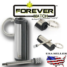 Forever Permanent Match Fire Starter Must Have Survival Gear! Camping & Hiking