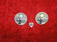 Eric Clapton Martin Guitars Promotional Sticker<>Magnet<>Guitar Pick