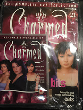 Charmed The Complete DVD Collection with pamphlet S3 EP: 17, 18 and 19 Disc 21