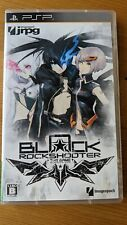 PlayStation Portable PSP Japan Import Black Rock Shooter UK SELLER