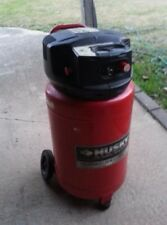 Husky 20 Gallon Electric Air Compressor Portable Max PSI-155 Oil Free HP 1.8