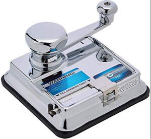 OCB Mikromatic Duo Zigarettenstopfmaschine Hydrostone Stopfmaschine
