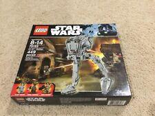 Lego Star Wars 75153, AT-ST Walker,  New factory sealed
