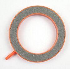 "10cm 3"" Round Ring Disc Bubbler AirStone Air Stone aquarium cylinder fish tank"