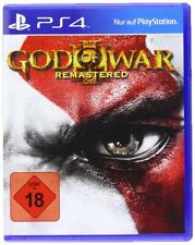 God of War 3 III HD Remastered - PS4 Playstation 4 Spiel - NEU OVP - Uncut