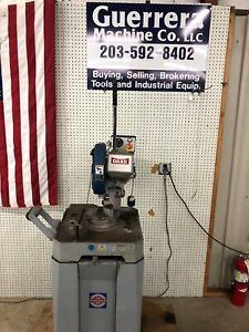 DAKE Super Cut 315 Cold Saw for Metal Cutting