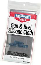 Birchwood Casey Gun & Reel SILICONE CLOTH Air Rifle Airgun Scopes Knifes Pistols