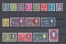 Kenya Uganda Tanganyika 1960-62 SG 183/98 USED Cat £40