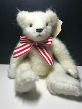 Russ Berrie 1692 Ivory Bear Abercrombie