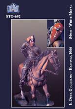 q LA FORTEZZA 54 mm - Guglielmo il Conquistatore (Hastings, 1066) - STO-692