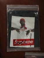 Supreme Gucci Mane Tee T-Shirt Navy Shortsleeve Photo Box Logo