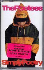 NEW The Poetess Simply Poetry 1992 Cassette Tape Album Rap Hiphop