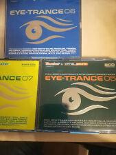 Eye Trance  Vol.5,6,7        sehr guter Zustand ,Sammlung