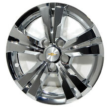 """(1) 2011 CHEVY EQUINOX 17"""" CHROME WHEEL SKIN LINERS / CENTER CAP INCLUDED"""
