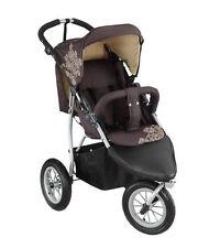 Knorr Kleinkind-Kinderwagen mit Regenschutz