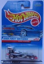 1998 Hot Wheels First Edition Super Modified 27/40