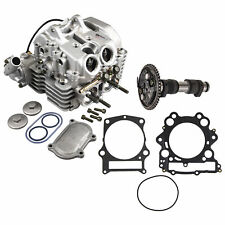 Cylinder Head Kit w/ Spark Plug & Camshaft for 2004-2007 Yamaha Rhino 660