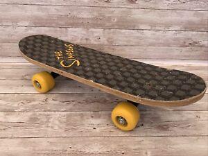 The Simpsons Bartman Mini Skateboard Skate Board