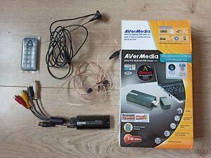 Avermedia AverTV Hybrid+FM Volar USB stick tuner