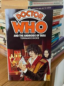 doctor who target book -  THE ANDROIDS OF TARA