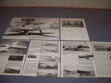 VINTAGE..TONY LEVIER  HISTORY (PART-3)..HISTORY/PHOTOS/DETAILS...RARE! (975M)