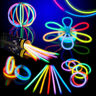 "500 8"" Premium Glow Sticks Bracelets Necklace Party Favors Rally Rave Glow Light"