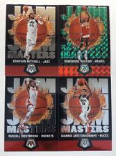 2019-20 Mosaic Jam Masters Lot (4)