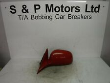 Mitsubishi Colt 92-96 NS Electric Wing Mirror 5 Wire Red 4176L