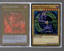 Yugioh Card - Ultra Rare Holo - Dark Magician DUSA-EN100 1st Edition NEW