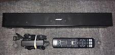 Bose Solo 5 Soundbar System - Black