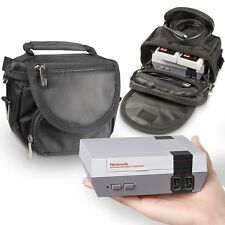 Orzly® Travel & Storage Bag for Nintendo NES MINI CLASSIC EDITION 2016 - BLACK