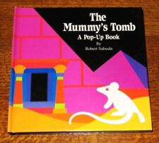 The Mummy's Tomb: A Pop-Up Book