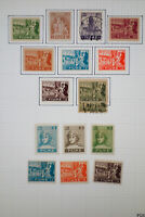 Fiume Stamp Collection
