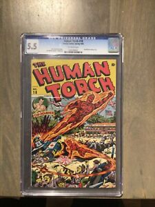Comics The Human touch