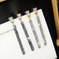 Gifts for Women Girl Rhinestone Drop Earrings Earrings Jewelry Dangle Earrings