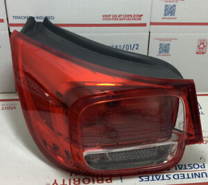 ✅ 2013-2015 CHEVROLET CHEVY MALIBU TAILLIGHT BRAKE LAMP DRIVER LH LEFT OEM
