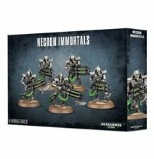 Necron Immortals Squad Warhammer 40K Games Workshop NIB Flipside