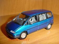 PEUGEOT 806 METALLIC BLUE 1:43 WITH BOX & MINT!!!