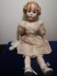 "Marianne DeNunez  18"" Porcelain Doll"