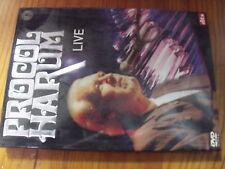 µ? DVD Procol Harum Live