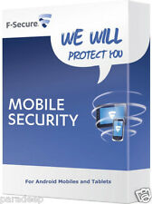 F-Secure Mobile Security 2017 - Protection for your Android Smartphone