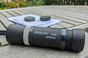 Optolyth Monokular 10 x 28 BGA in Deutschland hergestellt