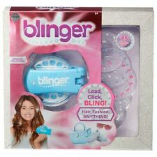 Blinger Diamond Collection Glam Styling Tool - Load, Click, Bling! Hair, Fashion
