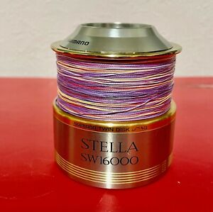Used_STELLA SW 16000 Spare Spool with Band Shimano_1