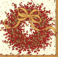 Christmas Cocktail Napkins Paper Beverage Napkins Party Supplies Pepperberry 40